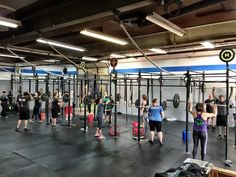 Tuesday 1/12/16 — JSA CrossFit Since 2006 the premier CrossFit gym in Ocean & Monmouth County area