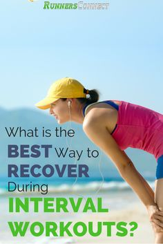 What do you do between hard intervals? Stand, walk, jog? The answer depends on the type of running you are doing. Helpful article showing how to know which to use, and how to decide when to quit a workout when it is going bad.