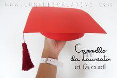 Cappello da Laureato in Cartone: Si fa Cos�!