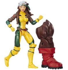 Marvel Legends X-Men Rouge Juggernaut BAF Action Figure