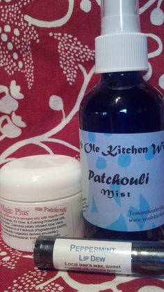 Spring Gifts   Bath and Beauty  Triple Play  by KitchenWitch1, $18.00 #pcfteam