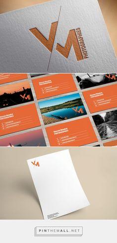 Identité visuelle photographe amateur #print #branding #logo #graphiste…