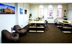 Современная мебель для офиса в стиле Лофт (Loft / Industrial)