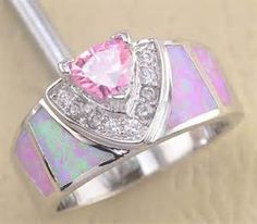 Pink Fire Opal - Bing images