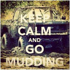 & go mudding
