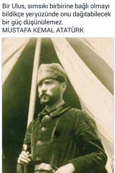 Atatürk  Trablusgarp da