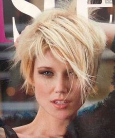 Wonderful Short Asymmetrical Shag/pixie Haircut | Hairstyles, Haircuts And Haircolor.  The Best, The Trends And The Classic. | Pinterest | Haircuts, Pixie Haircut  And ...
