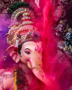 Ganpati bappa wallpapers House Beautiful dominican house of beauty Lord Ganesha, Jai Ganesh, Ganesh Idol, Shree Ganesh, Lord Shiva, Ganesha Art, Shiva Art, Ganesha Painting, Krishna Art