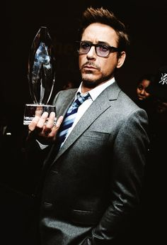 He's the People's Choice. :) <--- of course!