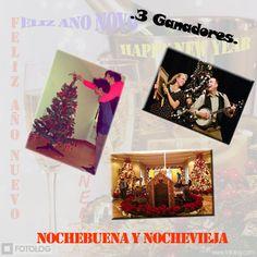 Ganadores del concurso: Foto de NOCHEBUENA o NOCHEVIEJA