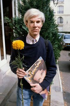 —Andy Warhol