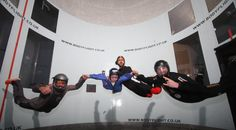 UK Parachuting Families Tunnel Event email tunnel@ukparachuting.co.uk for more details