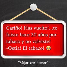 Jajajajajaja!   #mejorconhumor #risas #chistes