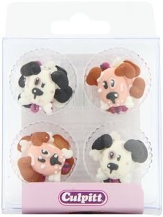 Culpitt Sugar Cake Decorations Dogs (Pack of 2, Total 24 Decorations) -   	Culpitt Sugar Cake Decorations Dogs (Pack of 2, Total 24 Decorations) 	 	 		 			 				 			 			 				Rating: 				 				  				List Price: 				£4.60 				 				 				Sale Price: 				£3.26 						(as of 07/21/2014 08:14 UTC - Details) 		 				 				 				Availability: 				Usually d... - http://irishcakesupplies.com/wp-content/uploads/2014/01/41zgSxxCgyL.jpg - #2, #24, #Cake, #Culpitt, #Dec