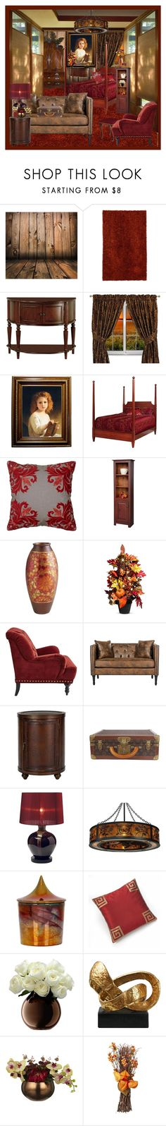 """""""Fire of desire Make Love!"""" by ann-kelley14 ❤ liked on Polyvore featuring interior, interiors, interior design, home, home decor, interior decorating, Jaipur Living, Coaster, Sherry Kline and WALL"""