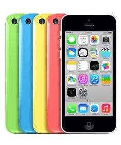 The New iPhone 5C and 5S Are Here! And They're Pretty #refinery29