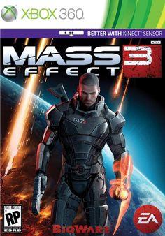 Mass Effect 3 : X-Box 360