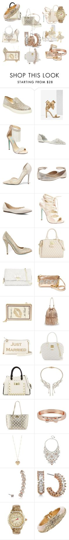 """""""Untitled #3061"""" by luciana-boneca on Polyvore featuring Betsey Johnson"""