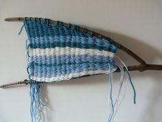 branch weaving tuto