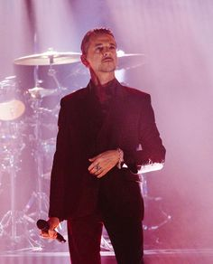 Dave Gahan Depeche Mode James Corden Late show