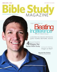 ISSUU - Bible Study Magazine by John Barry