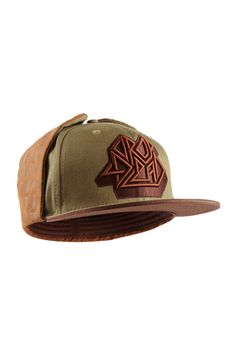 Crossing The Lines - Fitted Hat...  #STAYFLYNHIGH