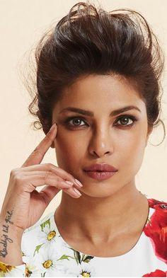 I Never Thought Of Myself As Beautiful, Says Priyanka Chopra