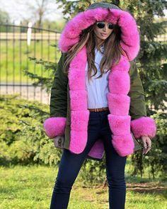 777a385807fde Aox Women Hood Coat Faux Fur Thicken Lined Overcoat Winter Camo Plus Size  Jacket Snow Parka