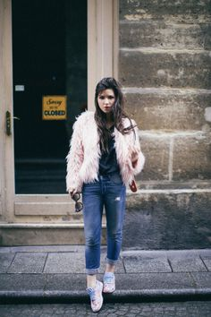 Le Blog de Betty / pink //  #Fashion, #FashionBlog, #FashionBlogger, #Ootd, #OutfitOfTheDay, #Style