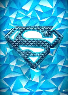 Superman And Supergirl poster prints by PopCulArt Superman Man Of Steel, Superman Logo, Superman Stuff, Superman Comic, Superman Tattoos, Superman Artwork, Ms Marvel, Superman Hd Wallpaper, Hero Wallpaper