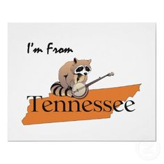 I'm From Tennessee - Southern Pride - I'm From Townsend, TN