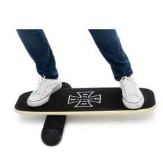 The exercise balance boards are widely applicable since they can be used by skiers, skateboarders, and surfers among others. Balance Board, Freedom Design, Burn Calories, Snowboarding, Fitness Goals, Skateboard, Trainers, Converse, Skiers