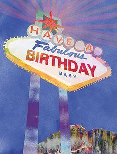 Vegas Birthday by Masha D'yans