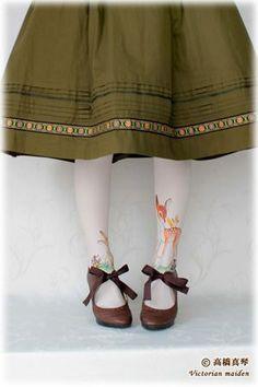 Bambi tights!!!