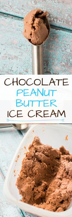 The best recipe for Chocolate Peanut Butter Ice Cream! This is some of the best…