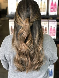 Color by Redken Artist Jaime Price Redken Shades Eq, Marcel, Diy Hairstyles, Wands, Long Hair Styles, Artist, Beauty, Instagram, Color