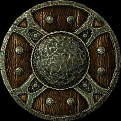 Roggi's Ancestral Shield  BASE ARMOR:25Weight:12BASE VALUE:60Class:Quest Item,Heavy Armor,Shield Upgrade Material:Iron Ingot PERK:None