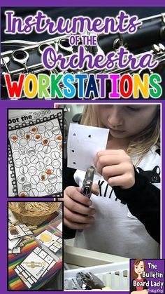 6 fun elementary music center ideas pinterest elementary music instruments of the orchestra workstations fandeluxe Gallery