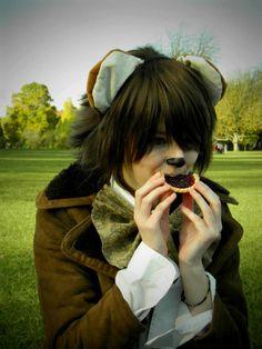 Alice in Wonderland Dormouse by TemptingFait.deviantart.com on @deviantART