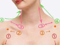 女の魅力 色気ある鎖骨に!首筋スッキリ 小顔効果にも繋がる鎖骨周りのマッサージ法