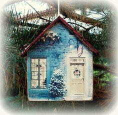 agir / Vianočná ozdoba House Styles, Home Decor, Decoration Home, Room Decor, Home Interior Design, Home Decoration, Interior Design