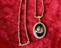 Vintage Joyería Collar vintage jewelry necklace por Limbhad en Etsy, €10.00