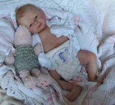 doves nursery reborns | Details about Doves Nursery ~ Reborn New Born Baby GIRL ~ LOVABLE ~ a ...