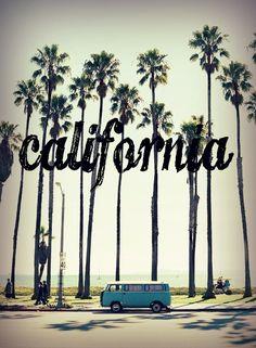 I  California!
