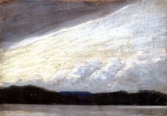 Lake, Shore, and Sky Tom Thomson - 1913