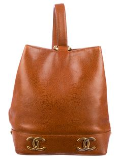 The RealReal - Chanel Single Strap Shoulder Bag