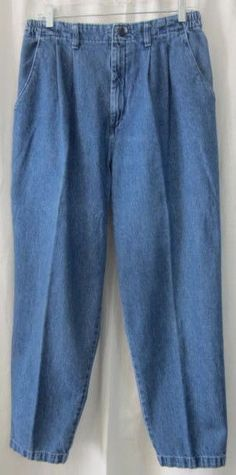 Lee Casuals Jeans Size 14 Short 30x28 Relaxed Fit Free Shipping #Lee #Relaxed