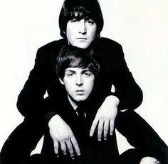 The Beatles - John and Paul