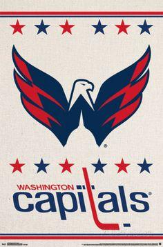 Washington Capitals - Logo 14 Poster