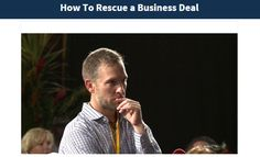 RMT - How To Rescue a Business Deal